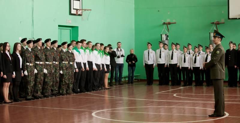 В Архангельске состоялся финал военно-спортивной игры Зарница и