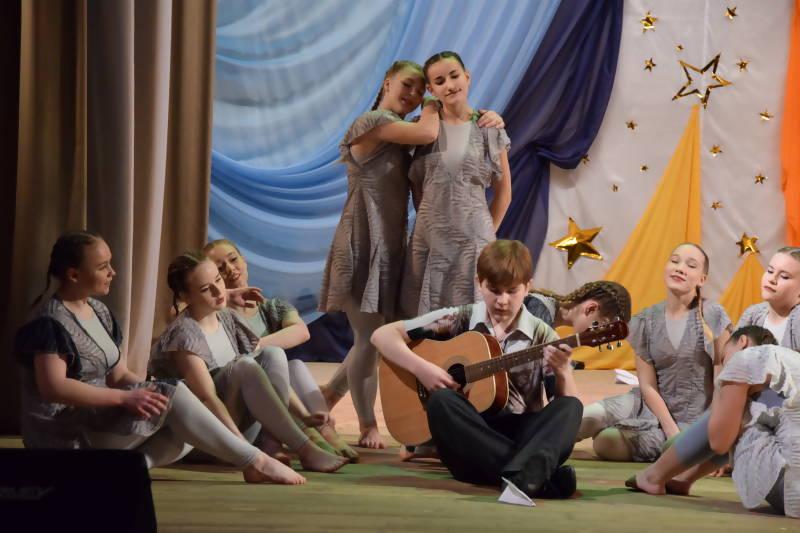 «Международный день танца»